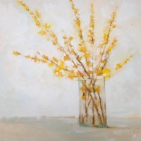 Forsythia (single)