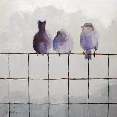 Ellen Granter - Fogbank Fence