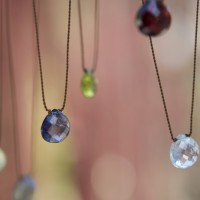 Margaret Solow - Faceted-Drop-Necklace