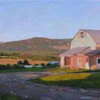 East Street Barn (study)