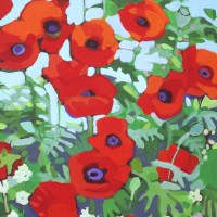 Susanne Strater - Poppies
