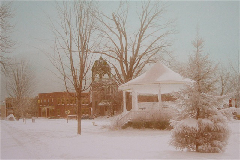 Victoria Blewer - Snowy Bristol, Vermont