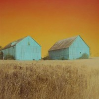 Victoria Blewer -Two Barns