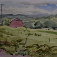 Barr Hill Barn