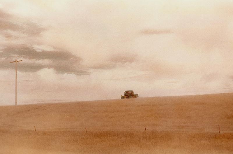 Truck in the Field