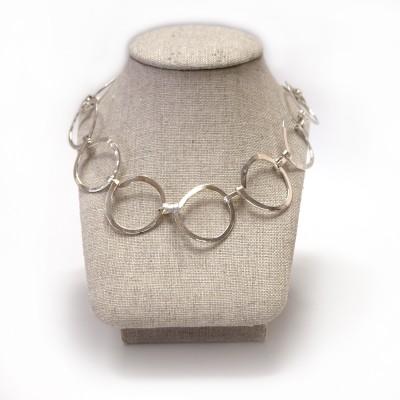 Ann Kearney - NE 365 Small Circle Necklace