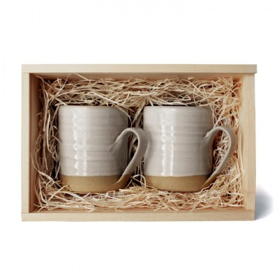 Farmhouse Pottery - Silo Mug Set