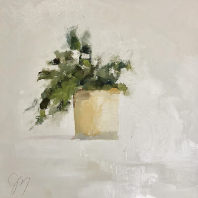 Jill Matthews - Potted Eucalyptus