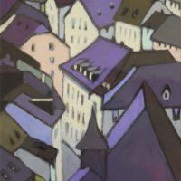 Evening Purple