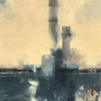 Industrial Portrait (Melting)