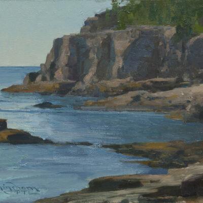 TJ Cunningham - Otter Cliffs