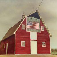 Simple American Barn