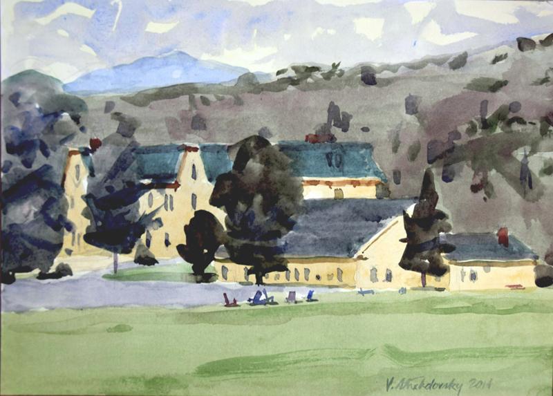 Vcevy Streaklovsky - Breadloaf Barn