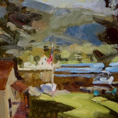 Vcevy Streaklovsky - Lake Dunmore Afternoon