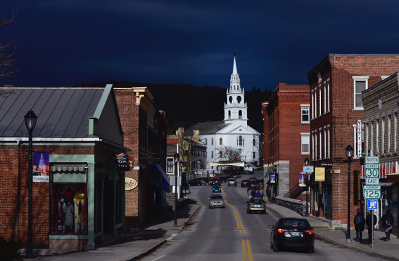 Middlebury Before the Storm