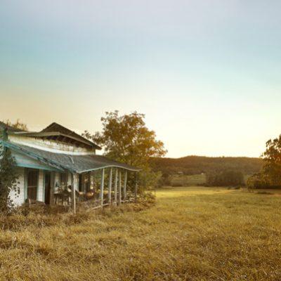 Abandoned Pro Shop