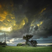 The Clearing Storm, Orwell