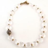 Himalayan Crystal necklace