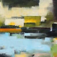 Monet's Boat Pond
