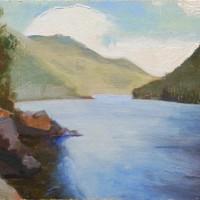 Lower Cascade Lake, Study