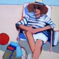 Everyday Icon - At The Beach