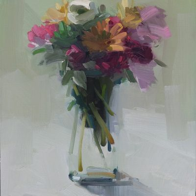 Mixed Bouquet, August