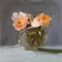 Orange-ish Roses