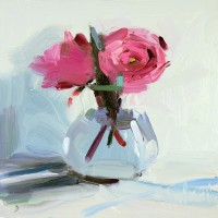 Three Roses, Pink