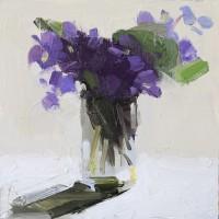 Violets III