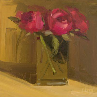 Quinacridone Rose Bouquet