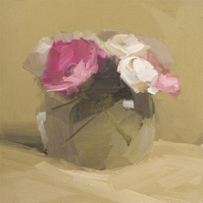 Tiny Gerbers and Roses II