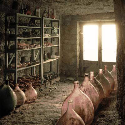 Amphora Bottles