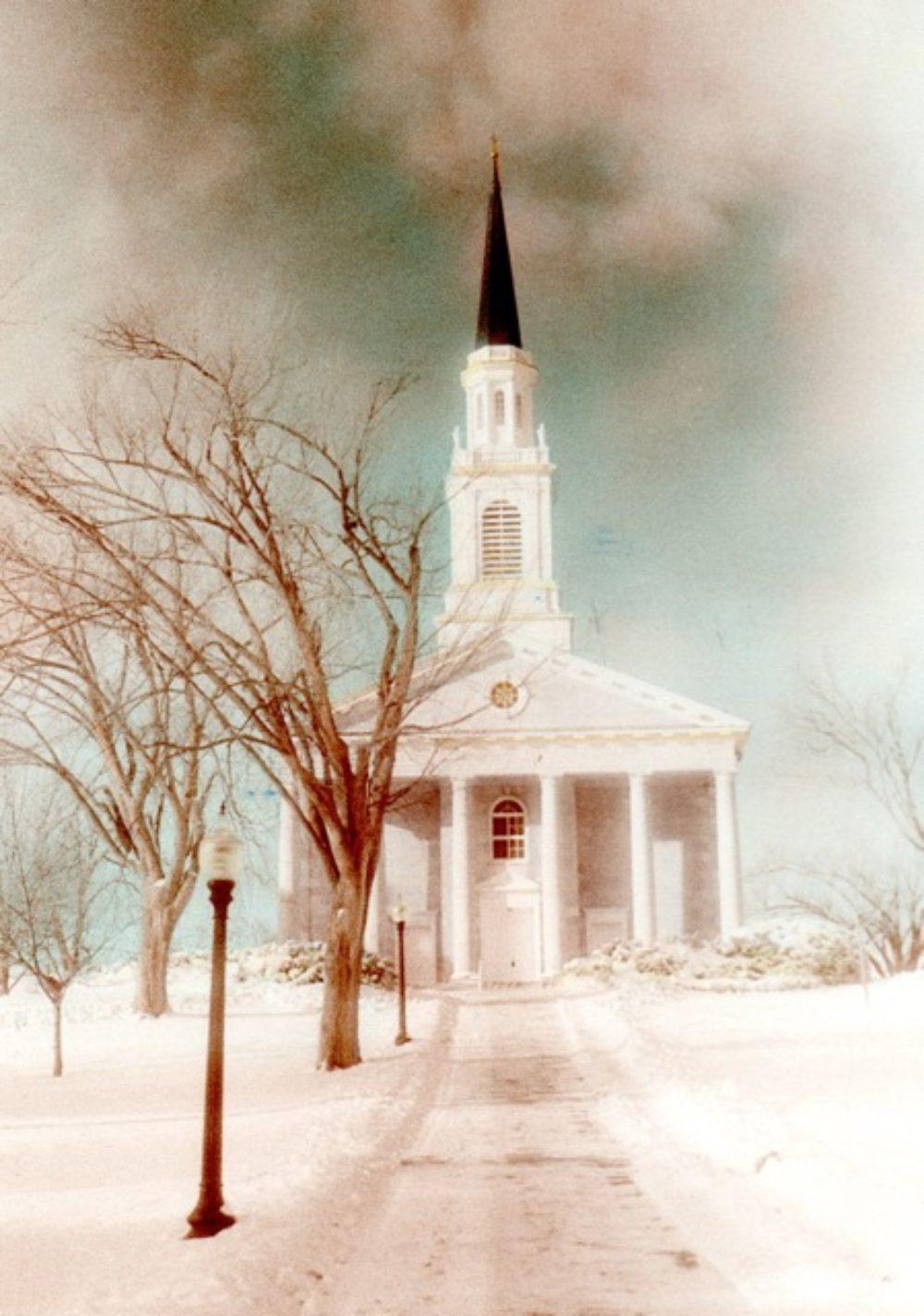 Victoria Blewer - Mead Chapel