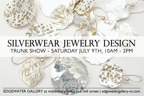 Silverwear Jewelry Trunk Show Edgewater Gallery