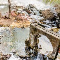 Otter Creek Falls, Colour