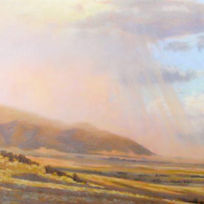 Bridger Mountains Rain