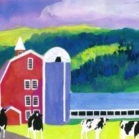 Barnard Barn