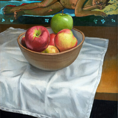 Apples and Gauguin