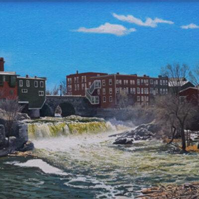 Otter Creek Falls