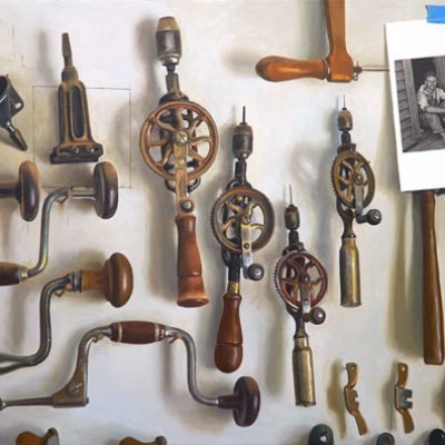 Tools and Walker Evans