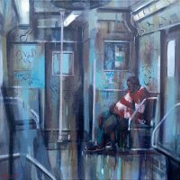 Still Well Ave (Subway Car)