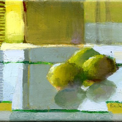 Light Sections - Citron