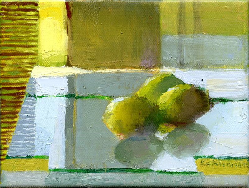 Light Sections - Citron