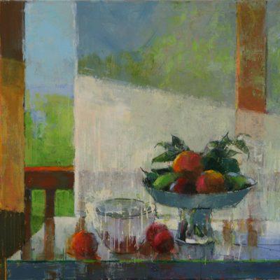 Light Shaft and Fruit Bowl