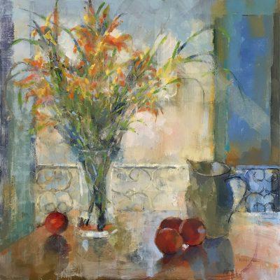 Venetian Light and Lilies