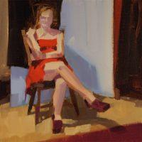 Red Dress Emma