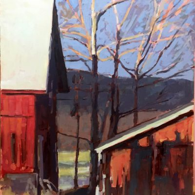 Barns in Sidelight