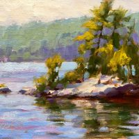 A Rocky Point Lake Dunmore