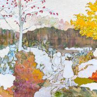 "Heamin Jeong ""Houghton's Pond"""