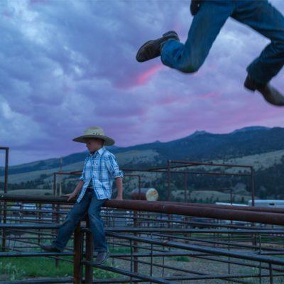 Corral Swingin'